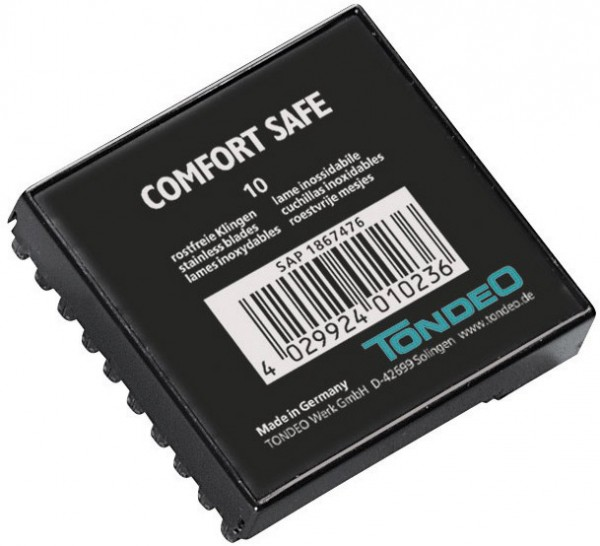 Tondeo Comfort Safe Klingen