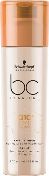Schwarzkopf BC Q10 Time Restore Ageless Taming Conditioner